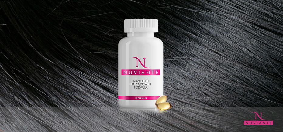Nuviante - fórmula de crecimiento del cabello