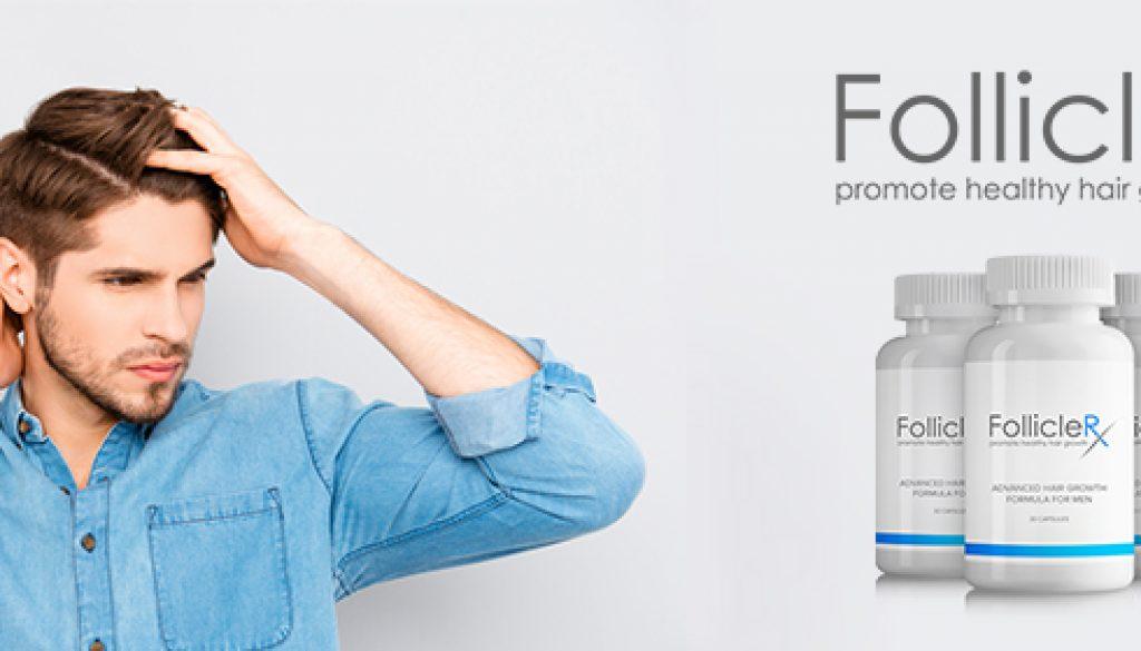 Tabletas Follicle Rx – Tiempo de Crecer de Nuevo su Cabello